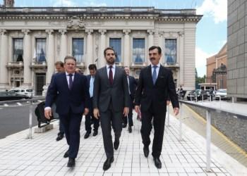 Sessão solene do Governador na Assembléia Legislativa Foto: Itamar Aguiar / Palácio Piratini