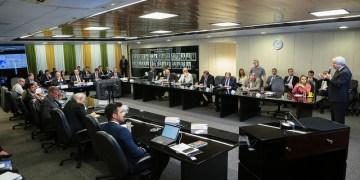Reunião Extraordinária do CNPE. Foto: Saulo Cruz/MME