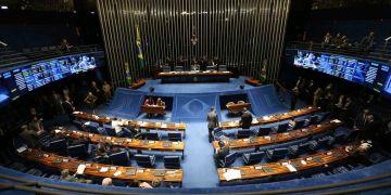 Plenário do Senado define hoje novo presidente da Casa para biênio 2019-2020 / Foto: EBC