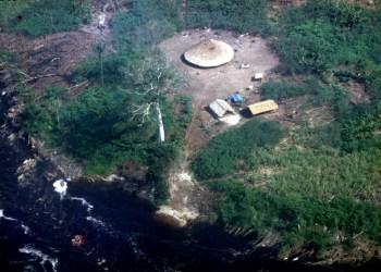 Terra indígena Waimiri-Atroari / Foto: EBC