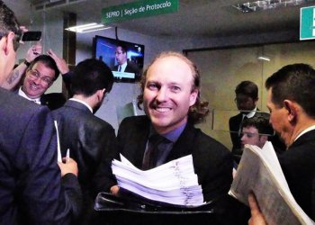 O deputado Rodrigo Agostinho - PSB/SP é o autor do projeto. Foto: Reprodução da internet