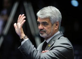 Humberto Costa, líder da bancada do PT no Senado / Foto: Marcos Oliveira/Agência Senado