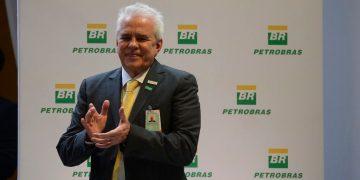 O economista Roberto Castello Branco toma posse como novo presidente da Petrobras, no edifício sede da companhia, no Rio de Janeiro.