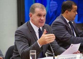 Deputado Evandro Roman, relator na Comissão de Minas e Energia