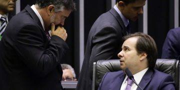 Ordem do dia para discussão e votação de diversos projetos. Presidente da Câmara, dep. Rodrigo Maia (DEM-RJ)