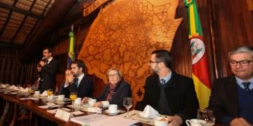 O governador Eduardo Leite enviou o PL à assembleia em maio / foto: Maicon Hinrichsen/Palacio Piratini