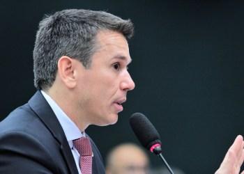 O deputado Felipe Carreras (PSB/PE), um dos autores dos textos que buscam regulamentar a produção de biogás/ Foto: liderança do PSB na Câmara