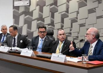 Comissão de Assuntos Econômicos debate mercado de GLP no Brasil / Foto: Edilson Rodrigues/Agência Senado