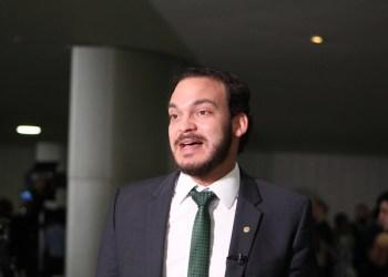 Deputado federal Uldurico Junior / Foto: liderança do PROS na Câmara