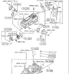 mazda mpv lvew lvew ajlv01 v6 engine injection cooling system 1300 car parts accessories be forward auto parts [ 864 x 1214 Pixel ]