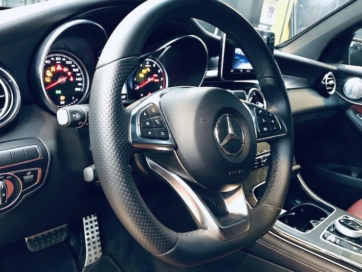 2018 Benz(賓士) X253 GLC300 4MATIC COUPE 黑 -售230萬-EP 外匯車坊