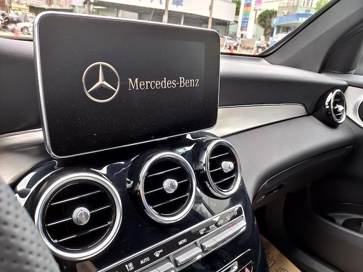 2019 Benz (賓士) X253 GLC300 4MATIC COUPE 黑 外匯全新車 - 售278萬