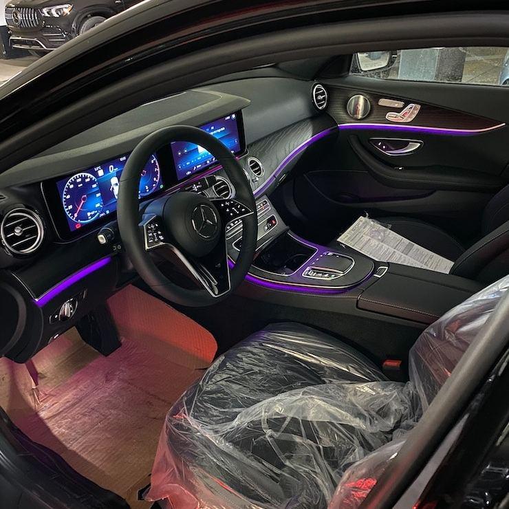 2020/21 Benz E350 4MATIC 外匯全新車 全球保固中