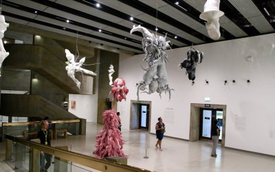 Asianfuturism and Feminine Grotesque Bodies: Lee Bul at the Hayward, Southbank.