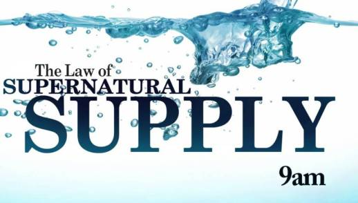 23rd July, 2017 - Pastor Iheanyi Ejiogu -The Law of Supernatural Supply