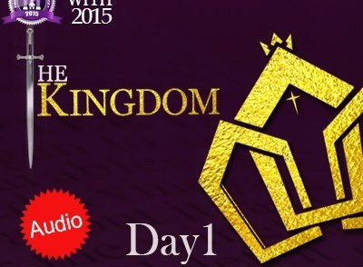 W.I.T.H 2015 Conference (Day 1) - The Kingdom