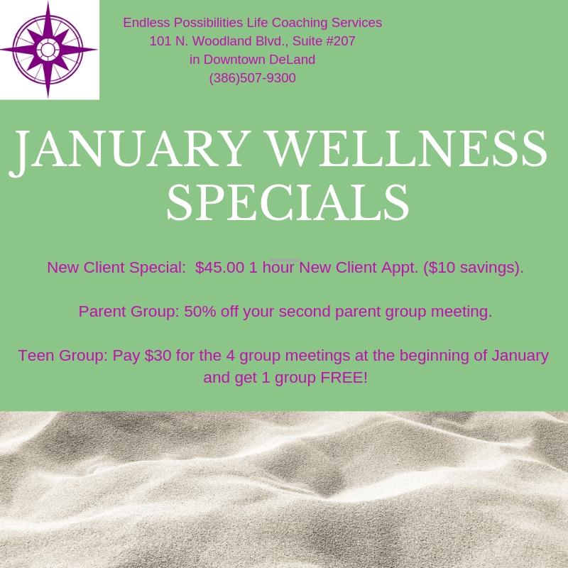 2019 Jan. wellness specials social media adv.