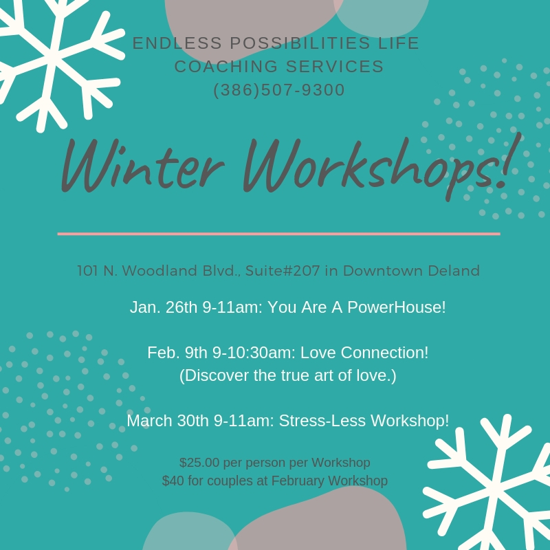 Winter Workshop Bundle 2019