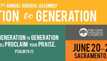 Commissioners to 38th General Assembly approve Pastoral