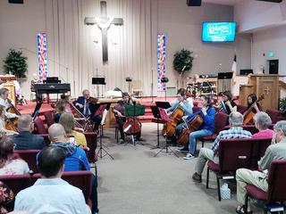 Caldwell-Worship