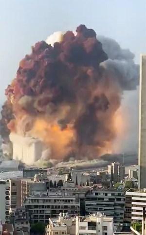 BeirutExplosionReliefFund