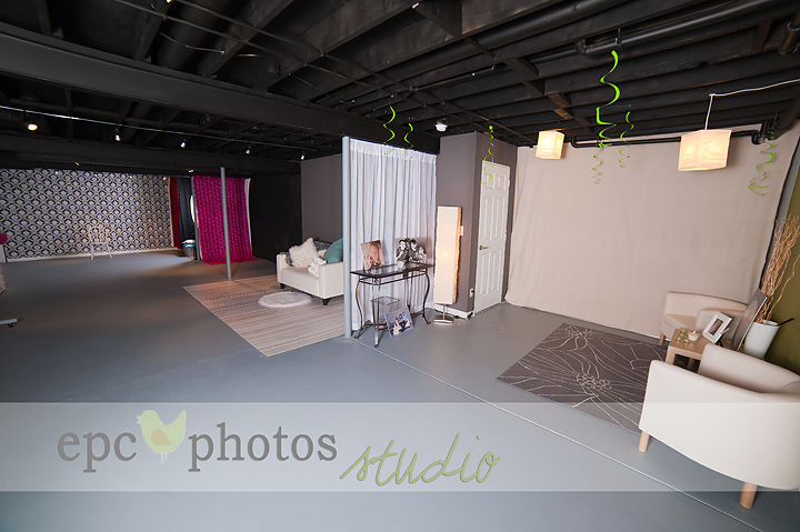 in home photography studio  epc photos