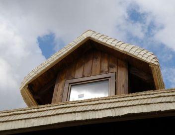 Dach z kukawką