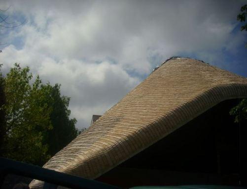 Dach z wióra