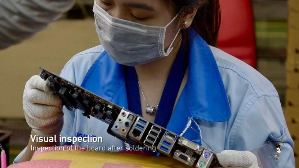 Gigabyte Black Edition inspection