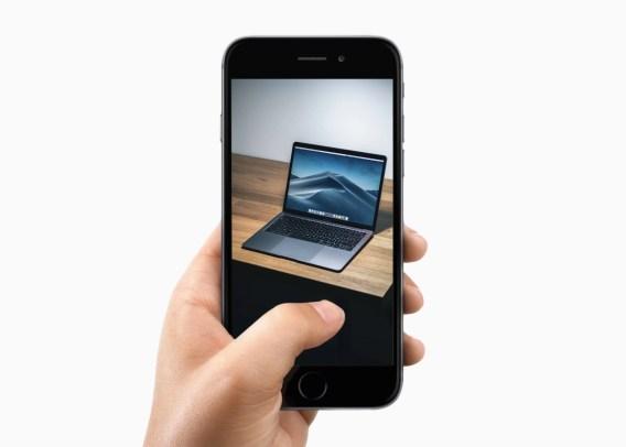 EPEAK Studio Virtual Product Showcase AR APP Event technology