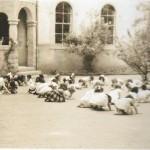 1-Le Prsebytère transformé en jardin d'enfants