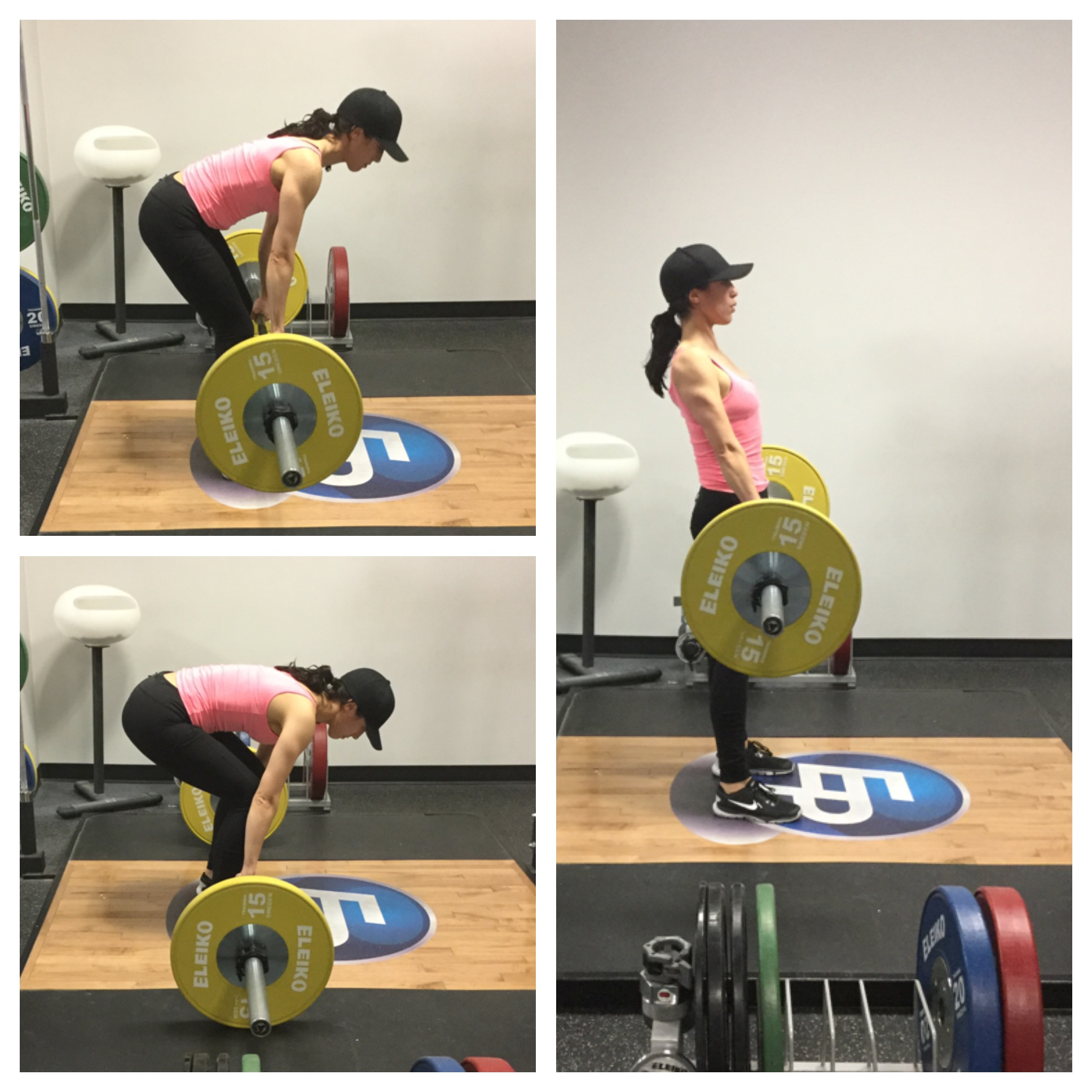 Perform a proper deadlift for total body strengthening   Elite Performance