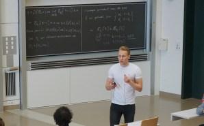 Allan Svejstrup Nielsen, EPFL Chapter of SIAM President