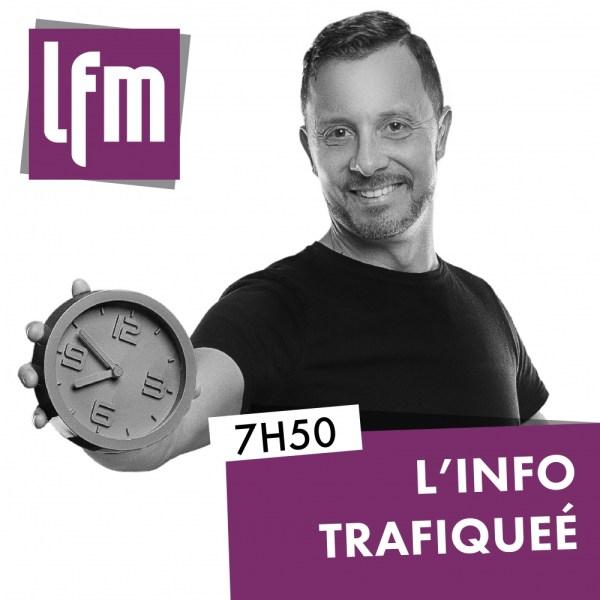 L'INFO TRAFIQUÉE DE YANN LAMBIEL