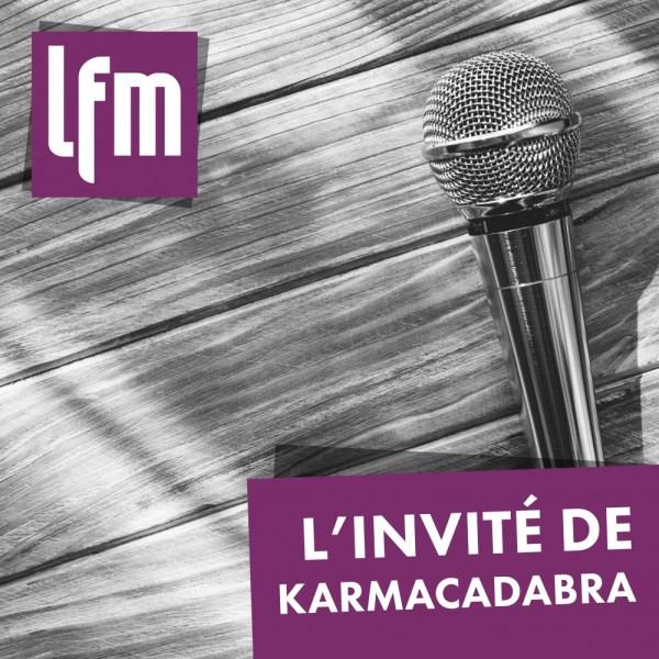 L'INVITÉ DE KARMACADABRA