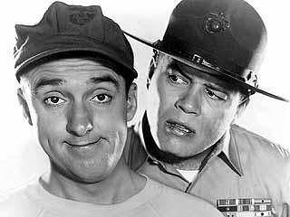 Jim Nabors as Gomer Pyle USMC