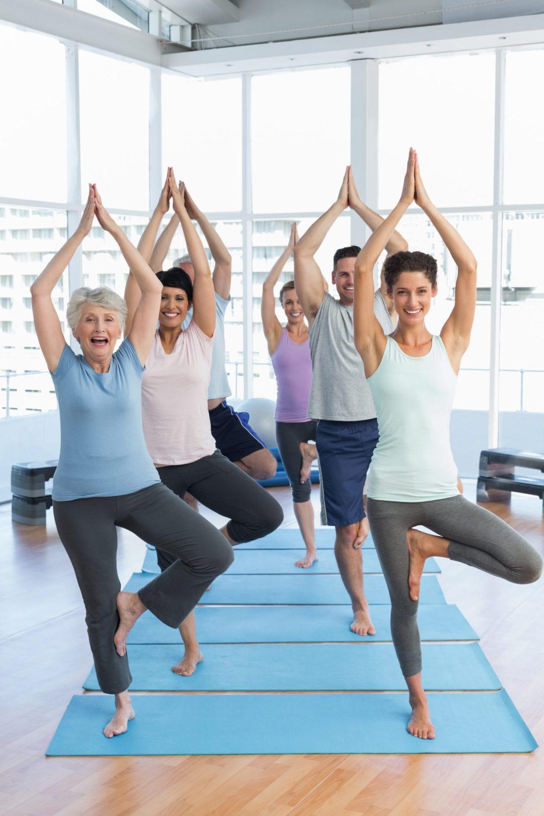 Yoga Niveau 1