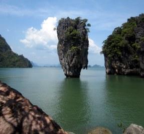 James Bond saari phuketin lähistöllä
