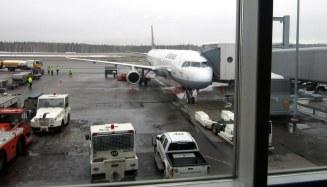 Helsinki Airport. Kuvassa luultavimmin LH:n D-AISZ