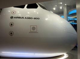 Emirates Flight Experience