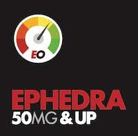 Ephedra 50mg and Up