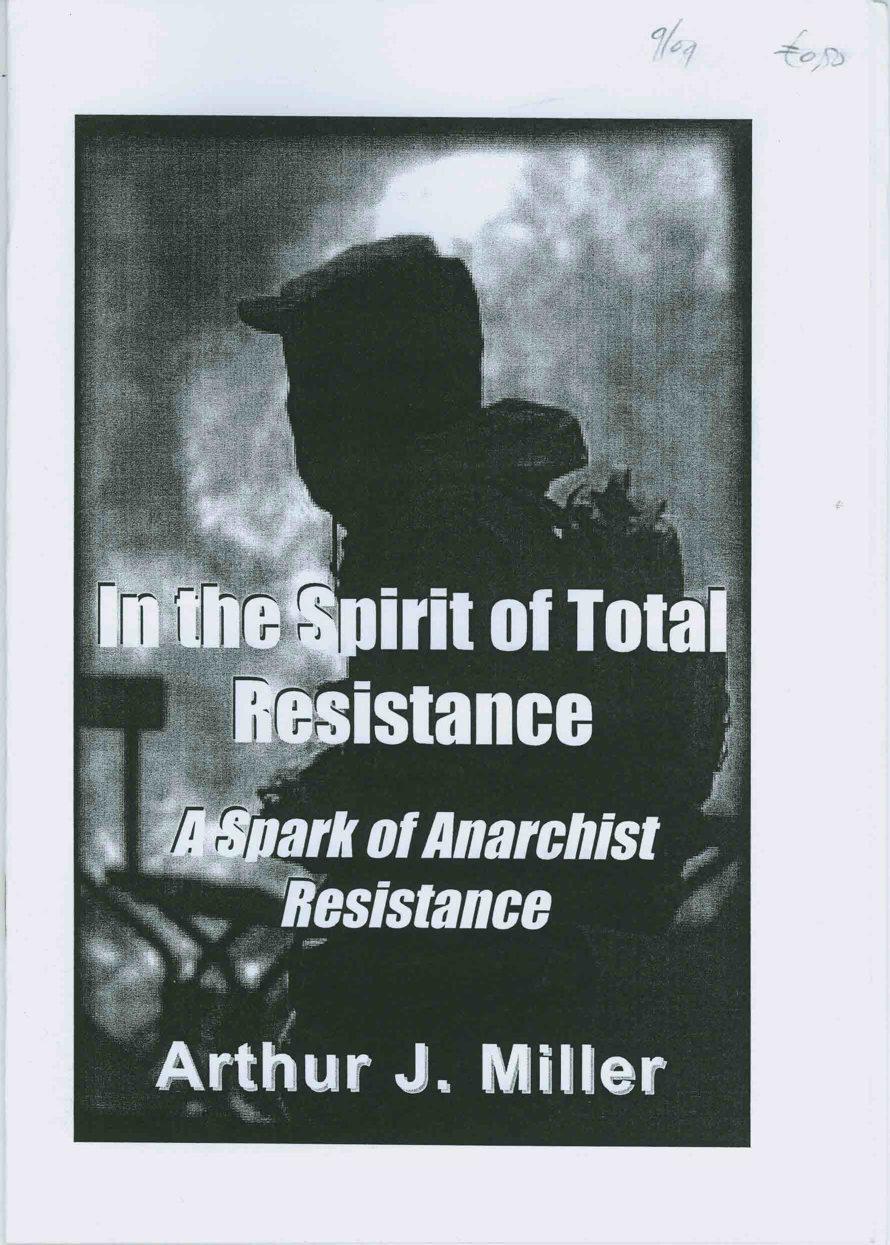 In the spirit of total resistance