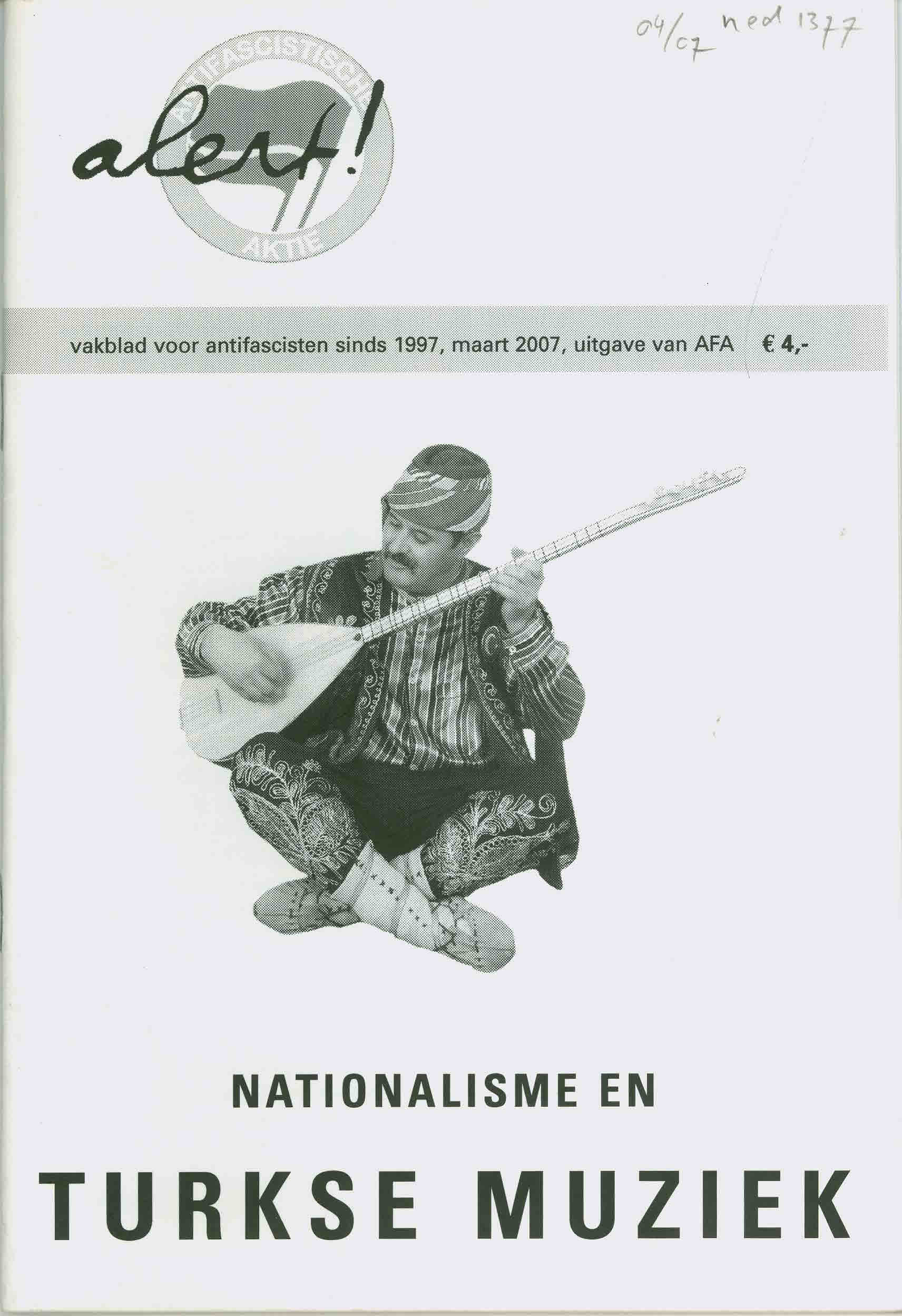 Nationalisme en Turke Muziek
