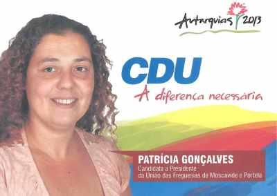 Copy of CDU - União das Freguesias de Moscavide e Portela
