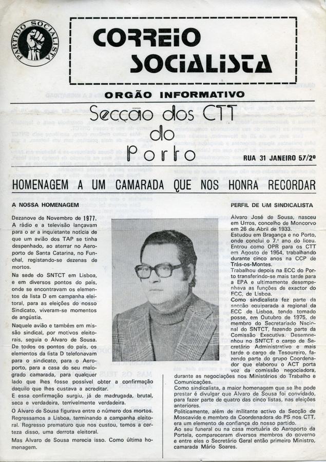 PS_CORREIOSOCIALISTA_SECÇAOdosCTTdoPORTO_HOMENAGEM_BR
