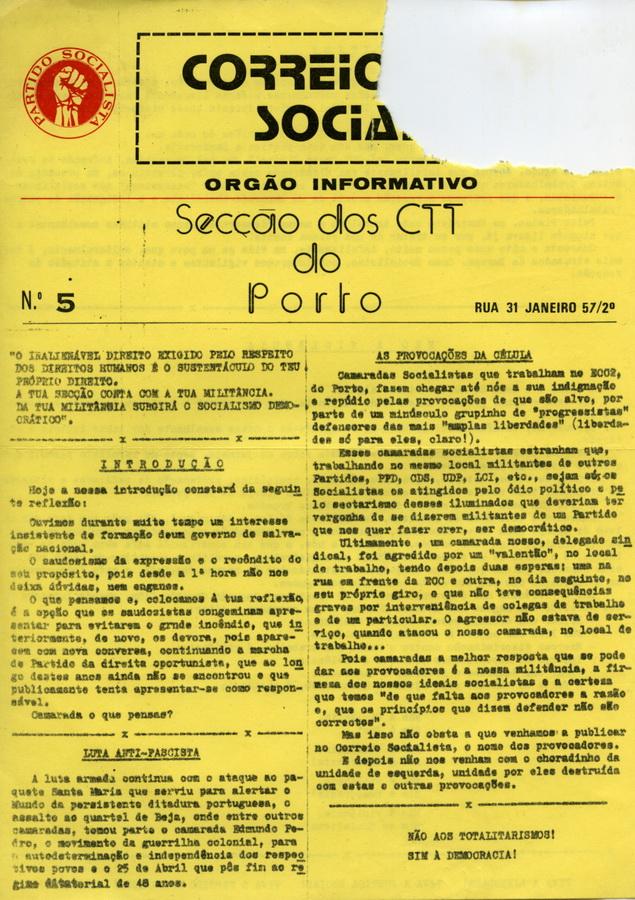 PS_CORREIOSOCIALISTA_SECÇAOdosCTTdoPORTO_N5_BR