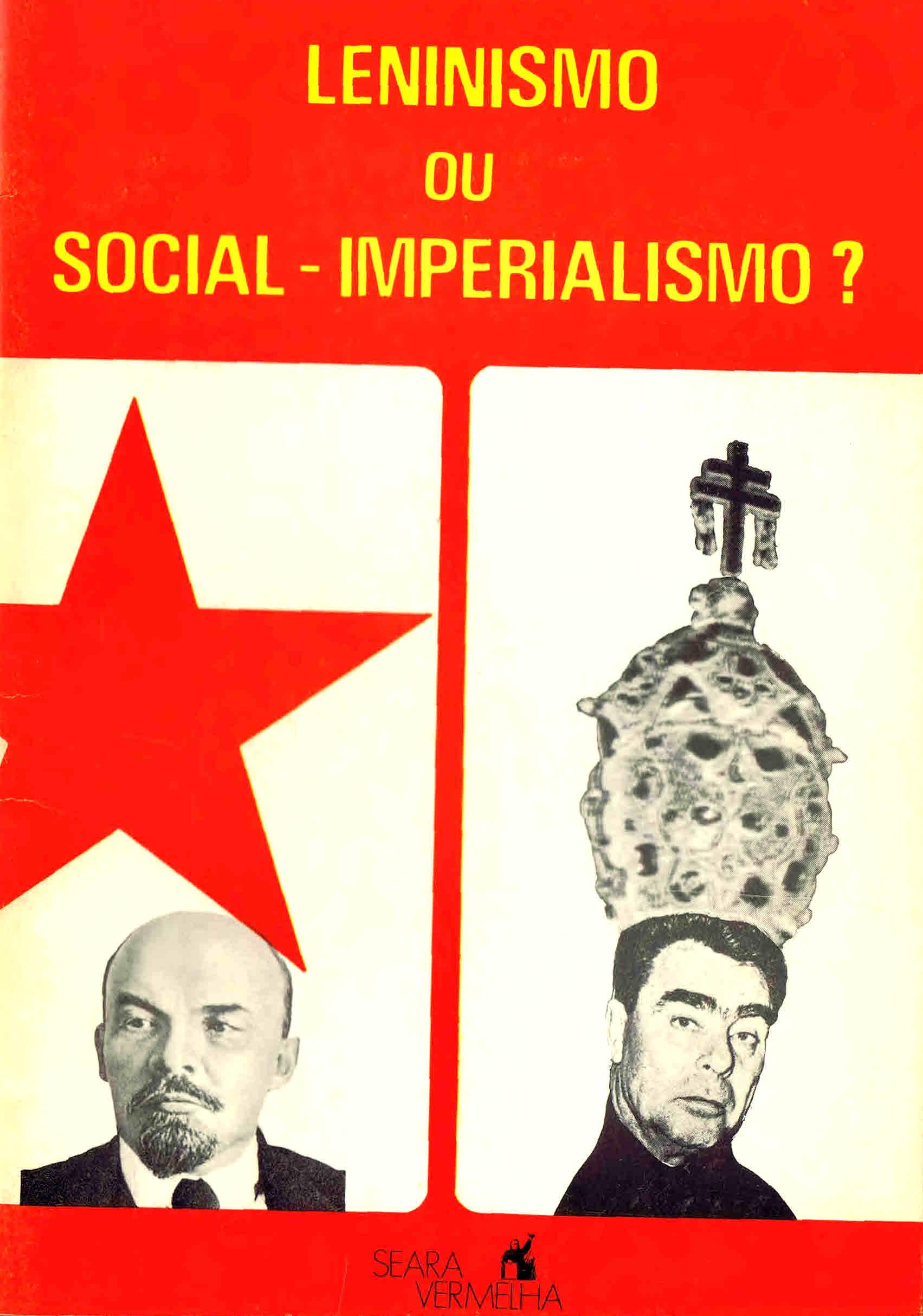 leninismo ou social imperialismo