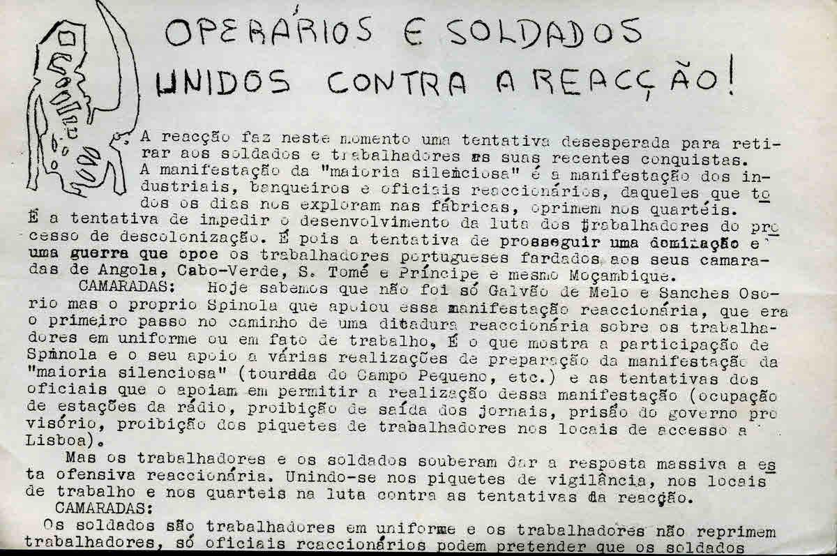PANFLETO_operariosEsoldados_UNIDOS_CONTRAaREACÇAO
