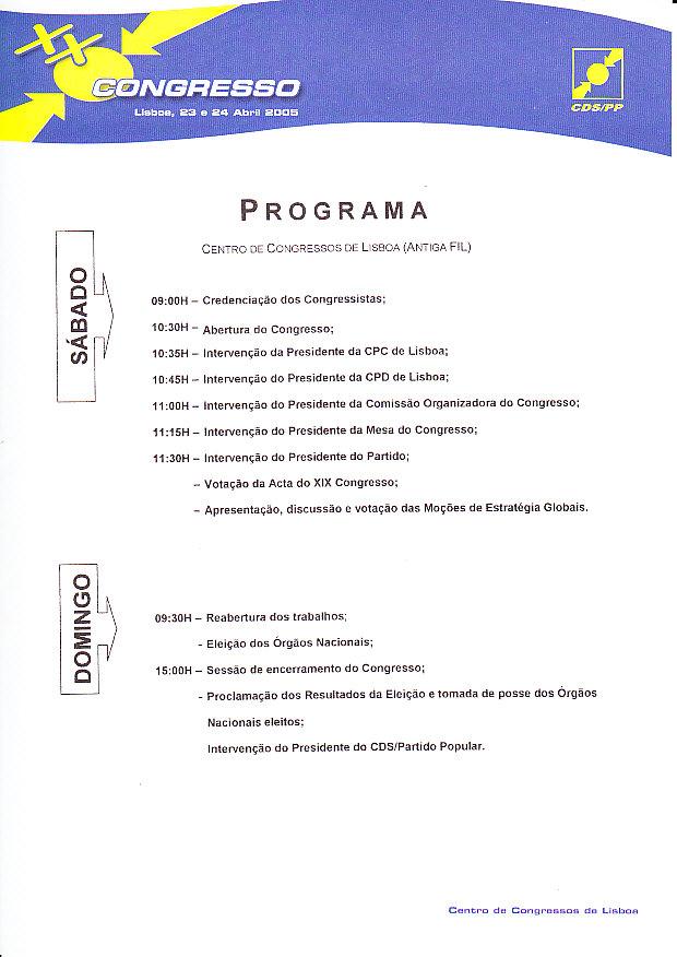 XXCongProgram
