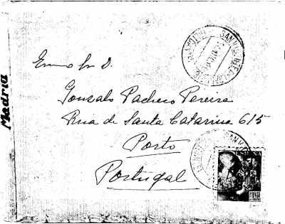 Carta de Estebam (1940)